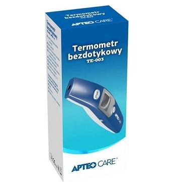 termometr bezdotykowy Apteo Care TE 003