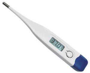 wodoodporny termometr elektroniczny dla dzieci